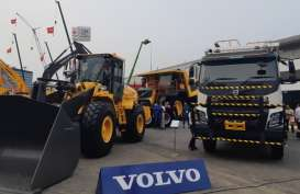 Volvo Bawa Produk Andalan ke Mining Indonesia 2019
