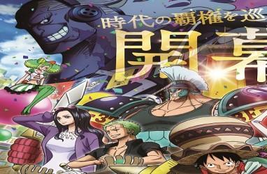 One Piece: Stampede Raup Pendapatan Lebih dari 5 Miliar Yen