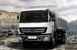 Daimler Indonesia Rilis Truk Off-road Mercedes-Benz Axor 2528 CH