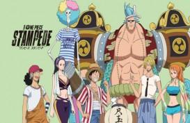 One Piece: Stampede, Reuni Bajak Laut Terhebat di Muka Bumi