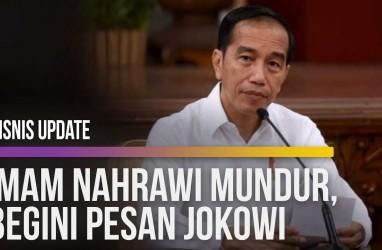 Imam Nahrawi Mundur, Begini Pesan Jokowi