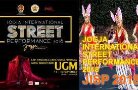 Jogja International Street Performance Digelar 21 September, Catat Agendanya