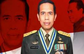 Siapa Syarifudin Tippe, Calon Menteri Pertahanan Kabinet Kerja Jilid II?