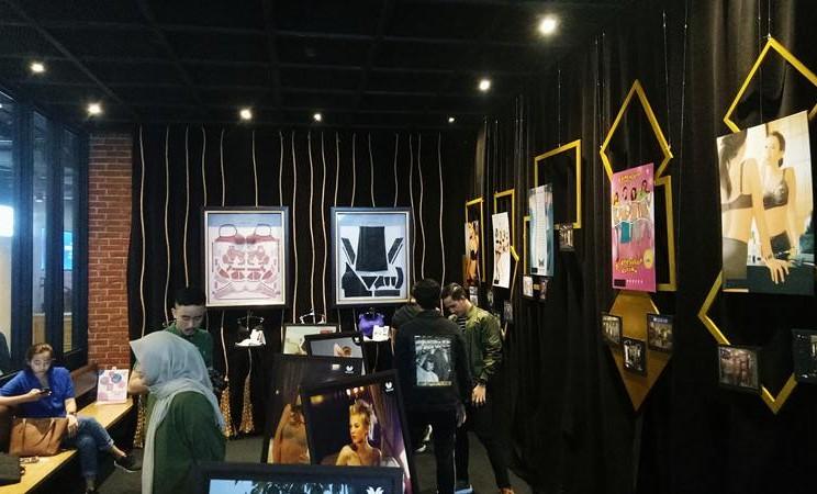 : Stan Wacoal di CGV FX Sudirman Jakarta saat merayakan anniversary ke-38 pada Kamis (19/9/2019). JIBI/Bisnis - Dionisio Damara