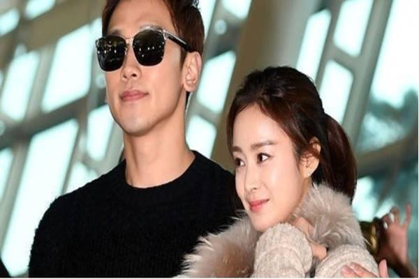 Rain dan Kim Tae-hee - Istimewa
