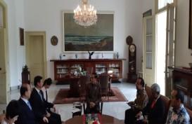 Temui Presiden Jokowi, Penasihat Presiden China Xi Jinping Apresiasi Proyek Infrastruktur di Indonesia