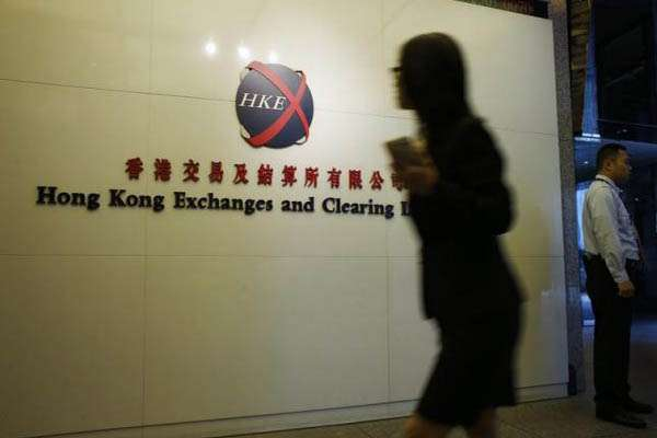 Bursa Hong Kong - Reuters