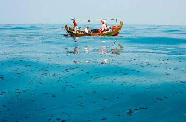 Ini Indikasi Awal Penyebab Tumpahan Minyak di Laut Karawang