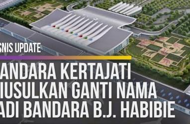 Bandara Kertajati Diusulkan Ganti Nama Jadi Bandara B.J. Habibie