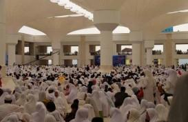 Batam Resmikan Masjid Terbesar di Sumatra