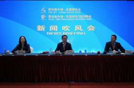 LAPORAN DARI CHINA : Menteri Luhut & Enggartiasto…