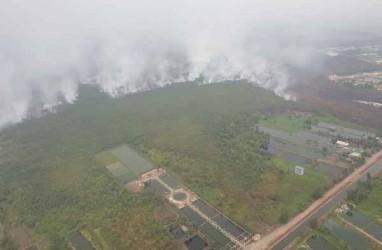 Upaya Modifikasi Cuaca Mulai Hasilkan Hujan di Kalimantan