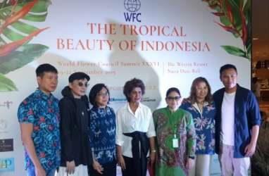 Gelaran WFC Summit Diharapkan Tingkatkan Ekspor Bunga Indonesia