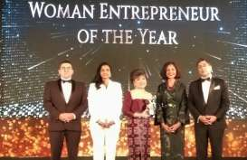 Shinta Kamdani Didapuk Jadi Women Entreperneur Of The Year