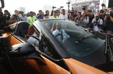BMW Dukung Jakarta E-Prix 2020