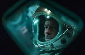 "Film Terbaru Brad Pitt Ad Astra ""Mengangkasa"" di Bioskop"