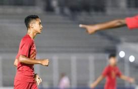 Ladeni China, Indonesia Bidik Juara Grup G Pra-Piala Asia U-16