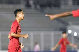 Ladeni China, Indonesia Bidik Juara Grup G Pra-Piala…