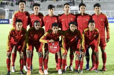 Pra-Piala Asia U-16 Indonesia vs China: Kalah Pun, Garuda Berpeluang Besar Lolos