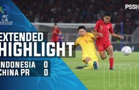 AFC U-16: Indonesia vs China 0-0, China Juara Grup, Tapi Indonesia Lolos lewat Runner up Terbaik. Ini Videonya