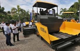 PEMBANGUNAN INFRASTRUKTUR : Indonesia Perlu Alat Berat Canggih