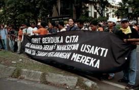 Mahasiswa Trisakti Tolak Rencana Pemberian Penghargaan Putra Reformasi untuk Jokowi
