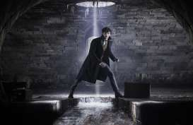 J.K. Rowling Masih Kerjakan Naskah Film Fantastic Beasts 3