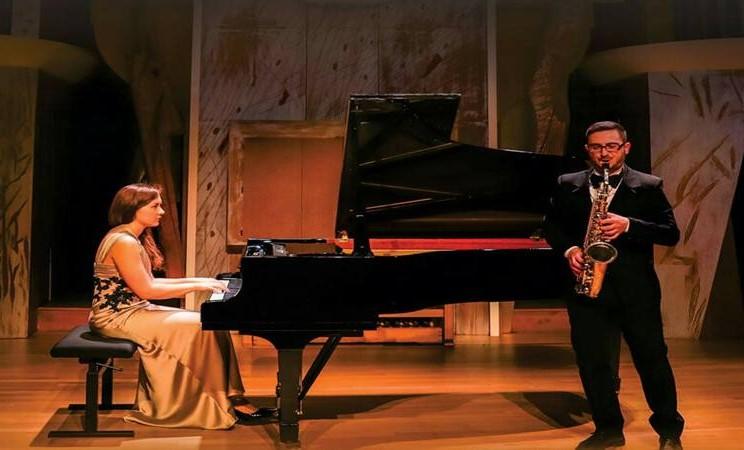 Konser musik klasik Carrozo-Fasiello akan digelar pada 25 September 2019 di Aula Usmar Ismail. - Istimewa