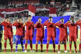 Ini Negara-negara Lolos ke Piala Asia U-16 Tahun Depan…