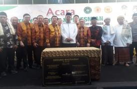 Perkumpulan Fuqing Bangun Kembali Gedung Madrasah di Lombok