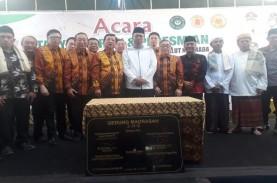 Perkumpulan Fuqing Bangun Kembali Gedung Madrasah…
