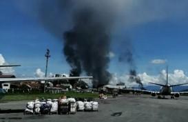 Kerusuhan Wamena Pecah, Kemenhub Perketat Pengamanan Bandara