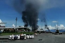 Kerusuhan Wamena Pecah, Kemenhub Perketat Pengamanan…