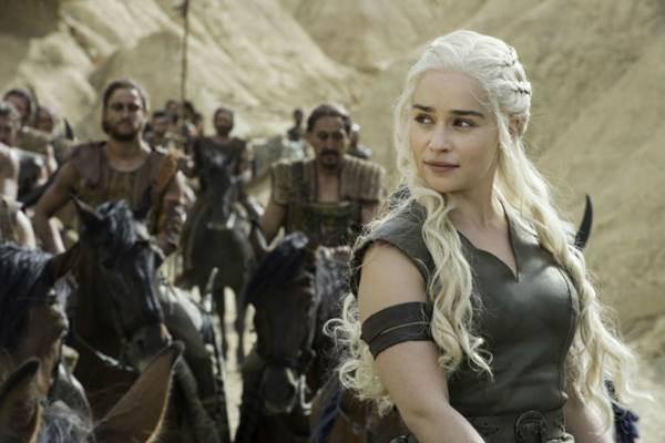 Film Game of Thrones - Istimewa