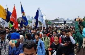 Ribuan Mahasiswa Mulai Bergerak ke Gedung DPR