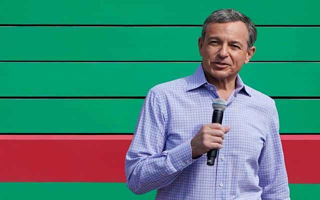 CEO Disney Bob Iger - Reuters