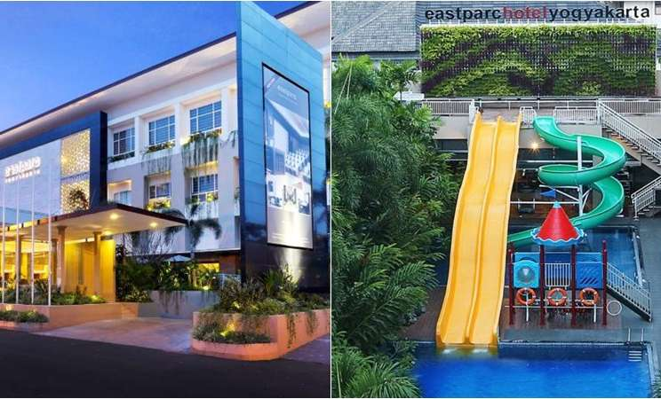 Eastparc Hotel Yogyakarta. - Repro