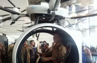 Lapan Luncurkan Dadali, Drone Pengangkut Manusia