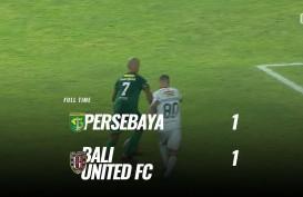 Persebaya vs Bali United 1-1, Persebaya ke Posisi 5. Ini Videonya