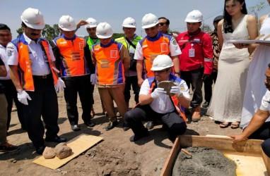 Stasiun KA Malang Dibangun dengan Konsep Gunung Putri Tidur