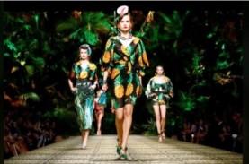Dolce & Gabbana Sajikan Nuansa Hutan di Milan Fashion…