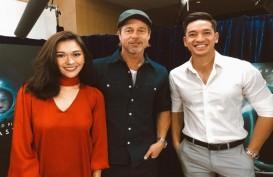 Pengalaman Pasangan Selebriti Nana Mirdad dan Andrew White Wawancarai Brad Pitt
