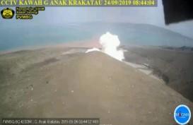 Gunung Anak Krakatau Erupsi, Masyarakat Dilarang Mendekat
