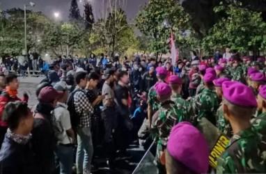 Demo Mahasiswa: Terima Kasih Bapak TNI