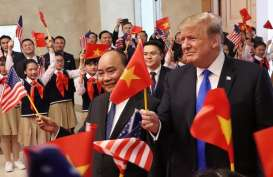 Hindari Ancaman Trump, Vietnam Genjot Upaya Seimbangkan Neraca Perdagangan dengan AS