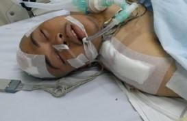 DEMO DI DPR: Faisal Amir Kritis, Alami Perdarahan di Otak dan Patah Tulang