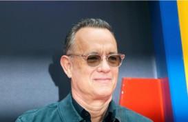 Tom Hanks Dianugerahi Lifetime Award di Golden Globes