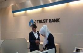 Laba Bank J Trust Minus, Modal Merosot