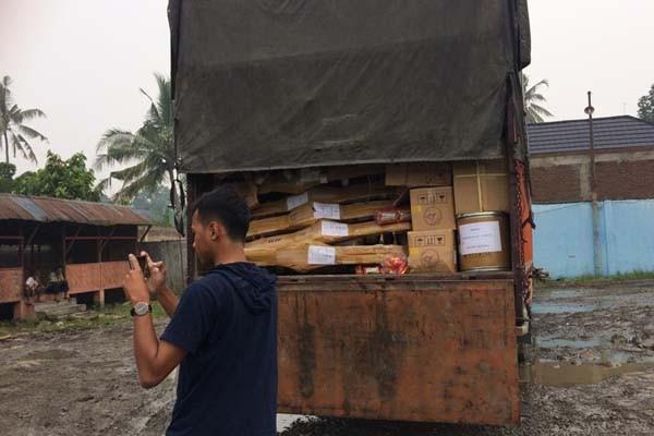 Bea Cukai Sumut Gagalkan Penyelundupan 201.900 Batang Rokok Ilegal