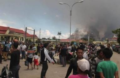 Rusuh Wamena : Dokter Soeko Marsetiyo Akhirnya Meninggal, Jumlah Korban Meninggal Jadi 30 Orang
